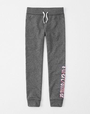 e2a59c73c7a girls leggings & sweatpants | abercrombie kids