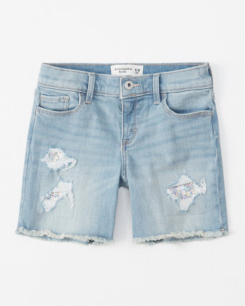 kidssequin play-length shorts