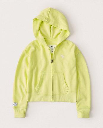 kidsfull-zip icon hoodie