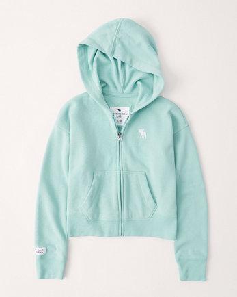 kidszip-up icon hoodie