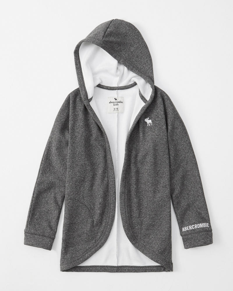 219e55824683 easy hooded cardigan sweatshirt