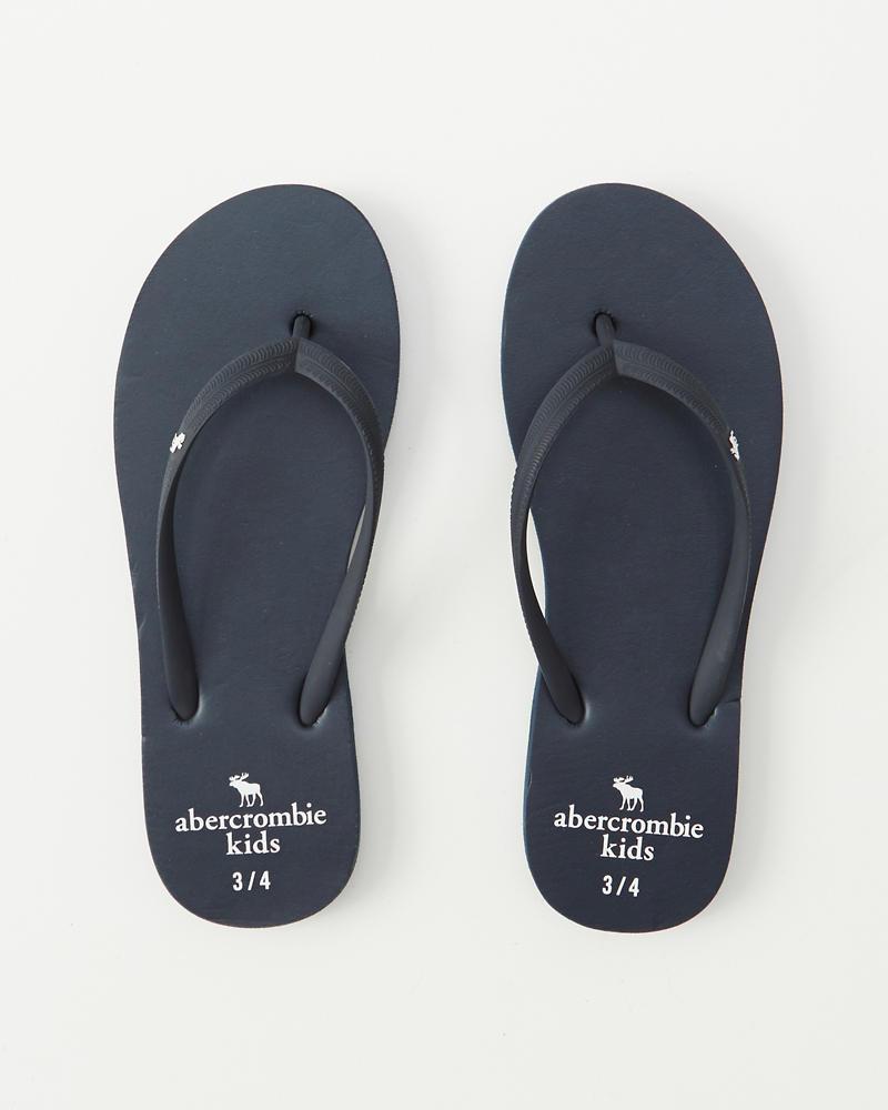 d6968ed4811 girls flip flops