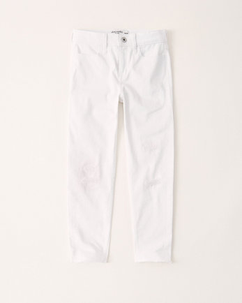 kidshigh rise skinny ankle jeans