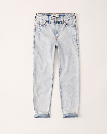 kidshigh rise mini mom jeans