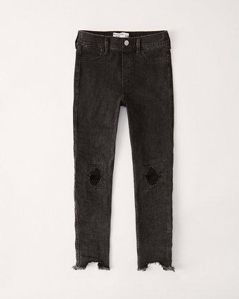 kidshigh rise pull-on ankle jean leggings