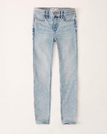 kidshigh-rise jean legging