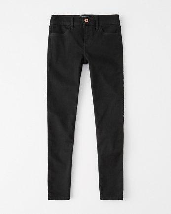 kidsmid rise super skinny jeans