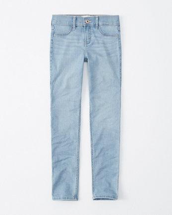 kidsmid rise ultra skinny jean leggings