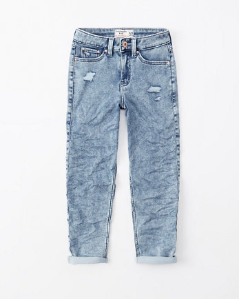 kidshigh rise mini mom jeans