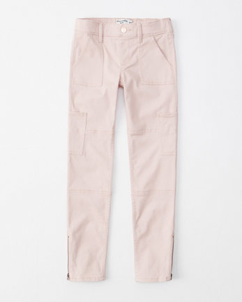 kidsutility pull-on jean leggings