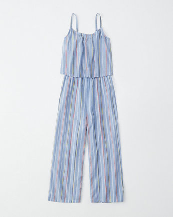 kidstiered jumpsuit