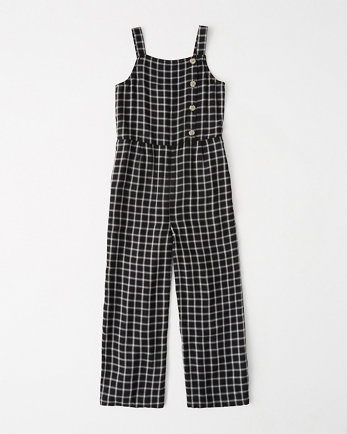 kidscropped jumpsuit