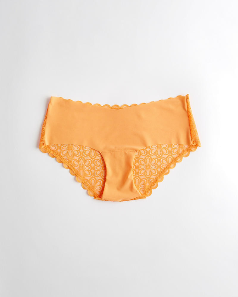 ba9cd59cd88d Gilly Hicks gilly hicks No-Show Lace-Back Hiphugger | Gilly Hicks ...