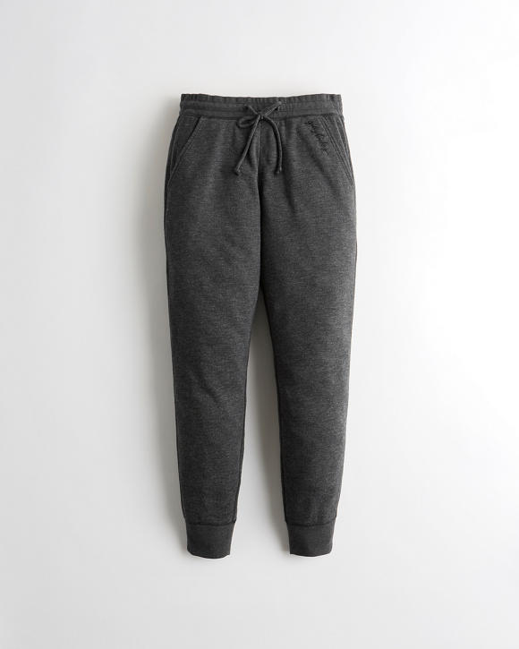 Fleece Joggers by Hollister