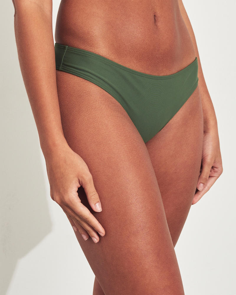 fd40e034b5d5 Girls Super Cheeky Bikini Bottom | Girls Swimwear | HollisterCo.com