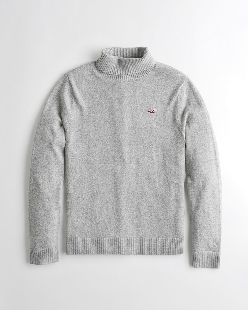 Guys Turtleneck Sweater   Guys Tops   HollisterCo.com
