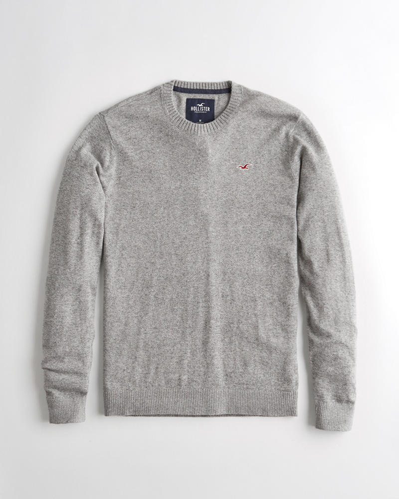 Guys Lightweight Crewneck Sweater | Guys Clearance