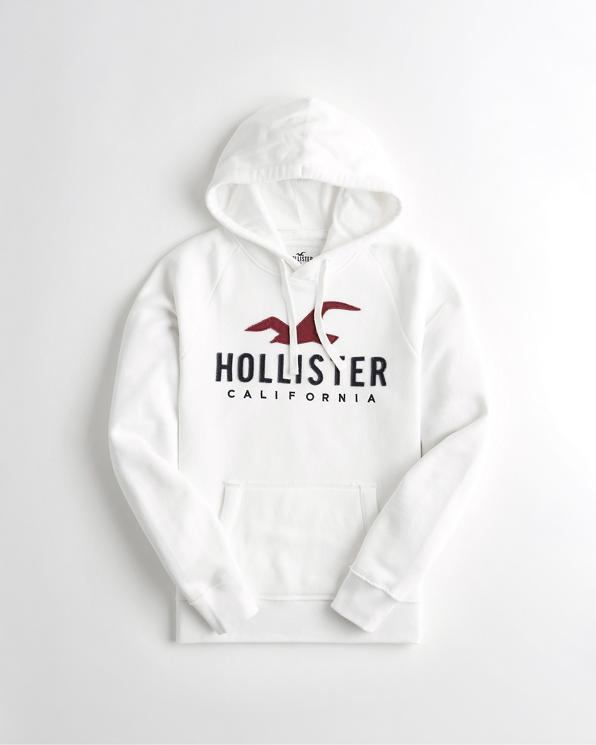 Felpa Hollister California Orginale