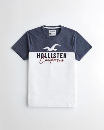 hollyster t shirt homme