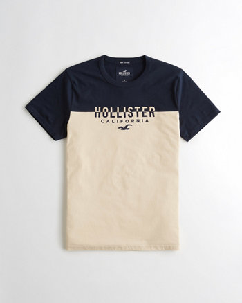 4f8274b1 Guys Graphic Tees | Hollister Co.