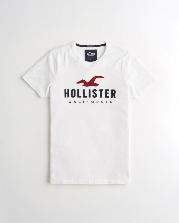 Muscle Graphic Tee by Hollister
