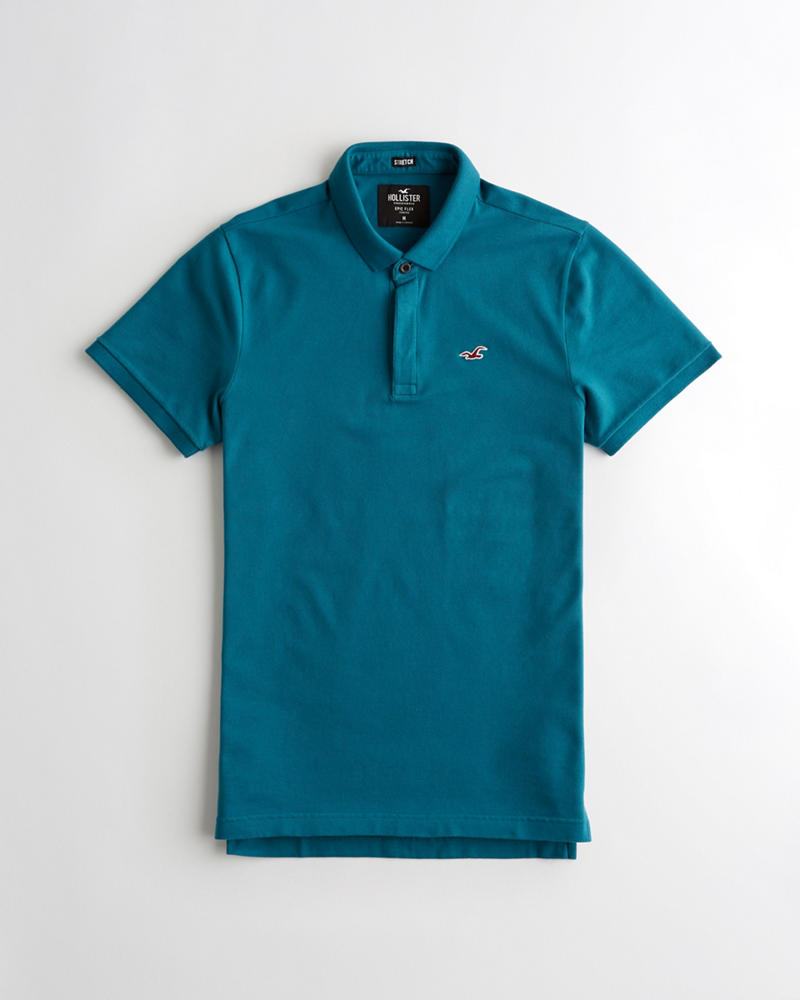 c7b5ec43c89b63 Hollister Polo T Shirts Uk