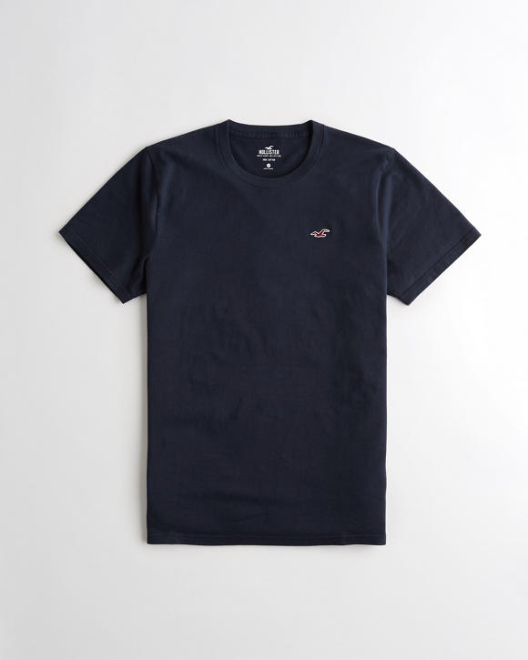 Must Have Crewneck T Shirt by Hollister