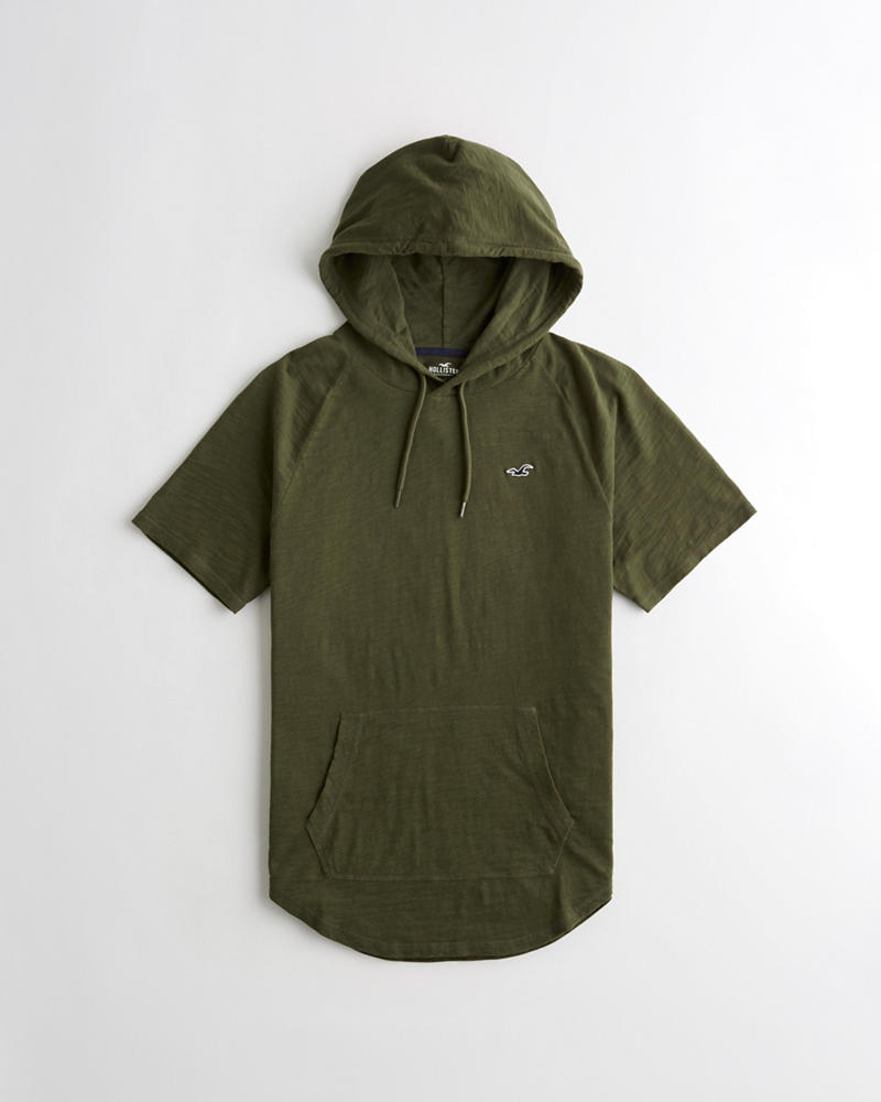 5f3825439 Guys Colorblock Hooded T-Shirt | Guys Tops | HollisterCo.com