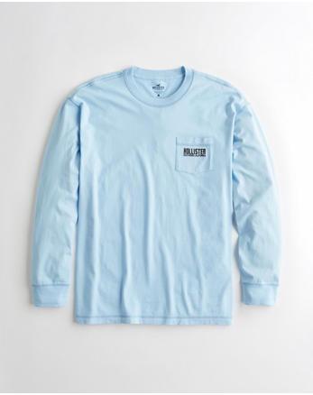 Camisetas de manga larga de chico  368ac1c00cfa7