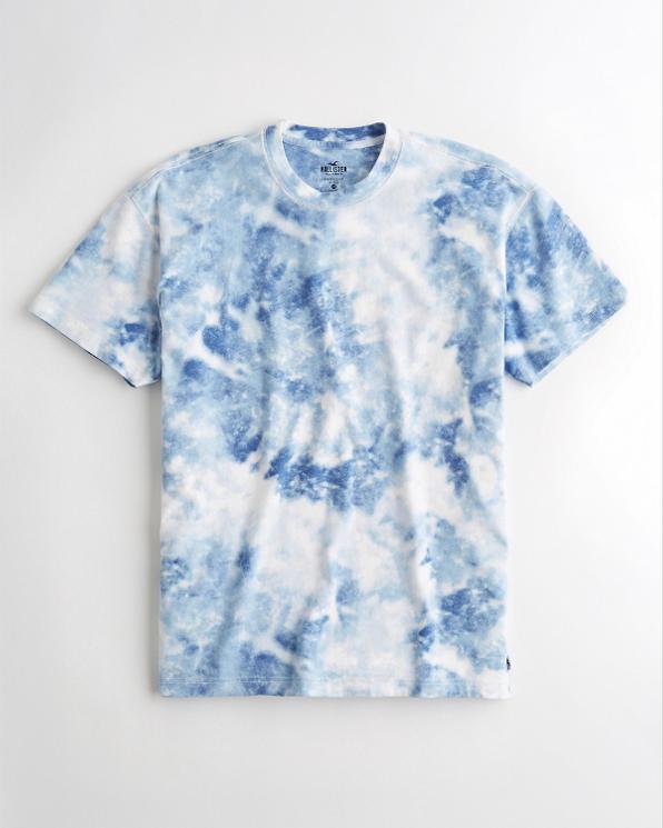 e56b76c5d28b Guys Oversized Tie-Dye T-Shirt | Guys Best of Sale | HollisterCo.com