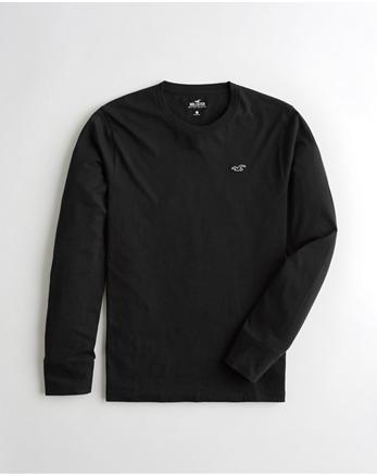 7feb82ed Guys Long Sleeve T-Shirts   Hollister Co.