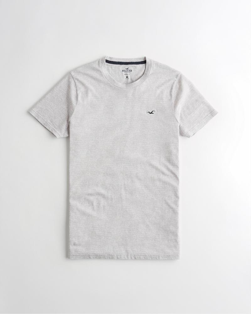 Jungs Hollister Must have T Shirt mit Rundhalsausschnitt