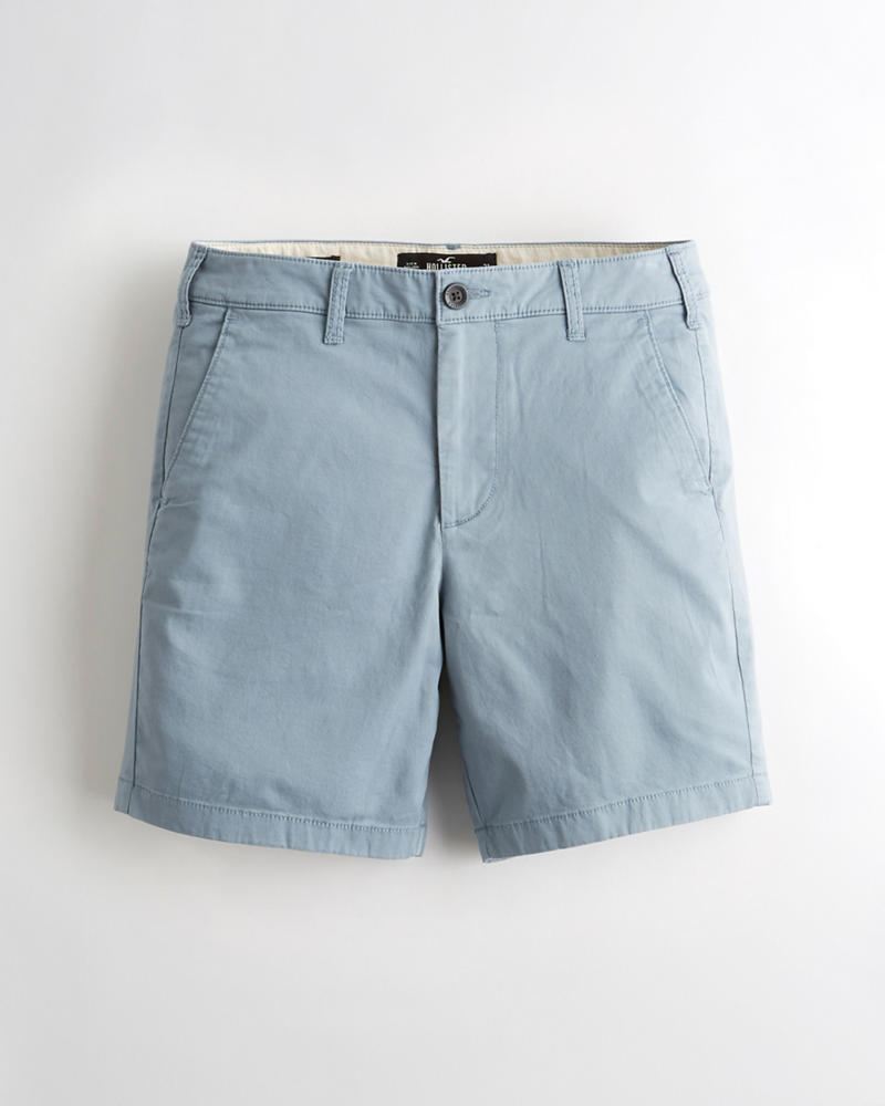 Women's Clothing Hollister Cotton Jean Shorts Size 0 100% Original