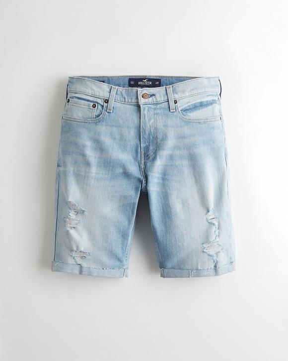 Hollister Epic Flex Skinny Denim Shorts by Hollister