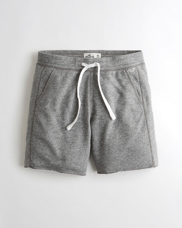 Beach Prep Terry Shorts by Hollister