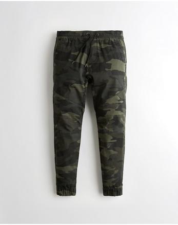 573460d1da1 Advanced Stretch Skinny Twill Jogger Pants