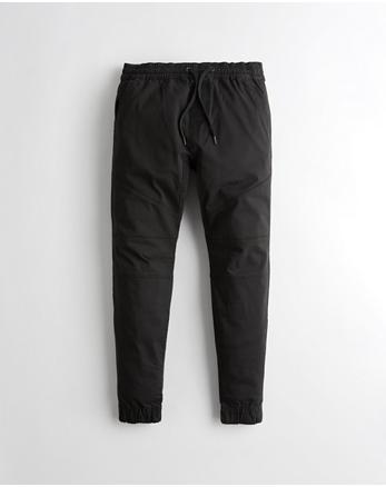 4d010de69acc Joggers. Advanced Stretch Skinny Twill Jogger Pants