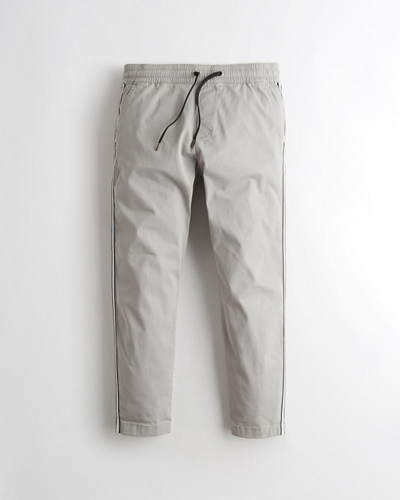1848c695f Guys Advanced Stretch Taper Pants | Guys Bottoms | HollisterCo.com