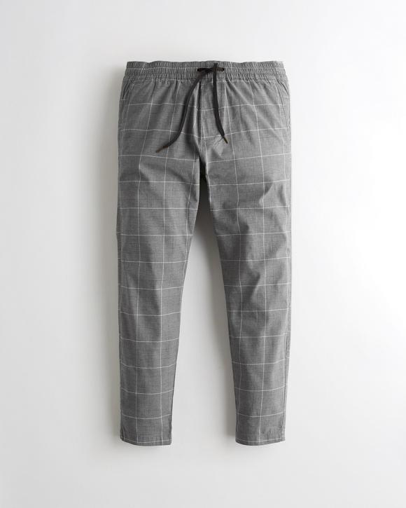 hollister-epic-flex-crop-taper-pants by hollister