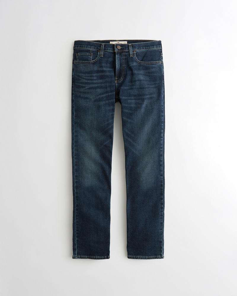 8af98cae74 Guys Hollister Epic Flex Slim Straight Jeans