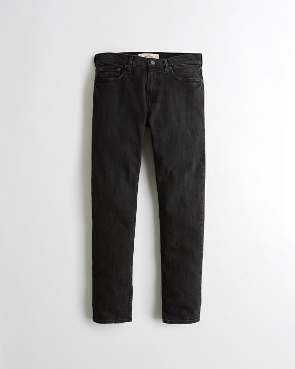 Hollister Epic Flex Slim Straight Jeans | Tuggl