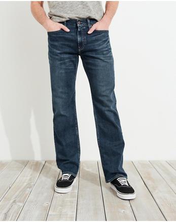 9df9e293b5 Hollister Epic Flex Classic Straight Jeans