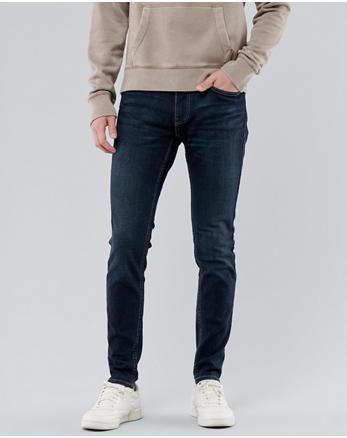 Advanced Stretch Super Skinny Jeans, DARK WASH 43842cba89b3