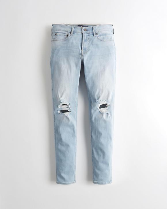 Advanced Stretch Skinny Jeans by Hollister