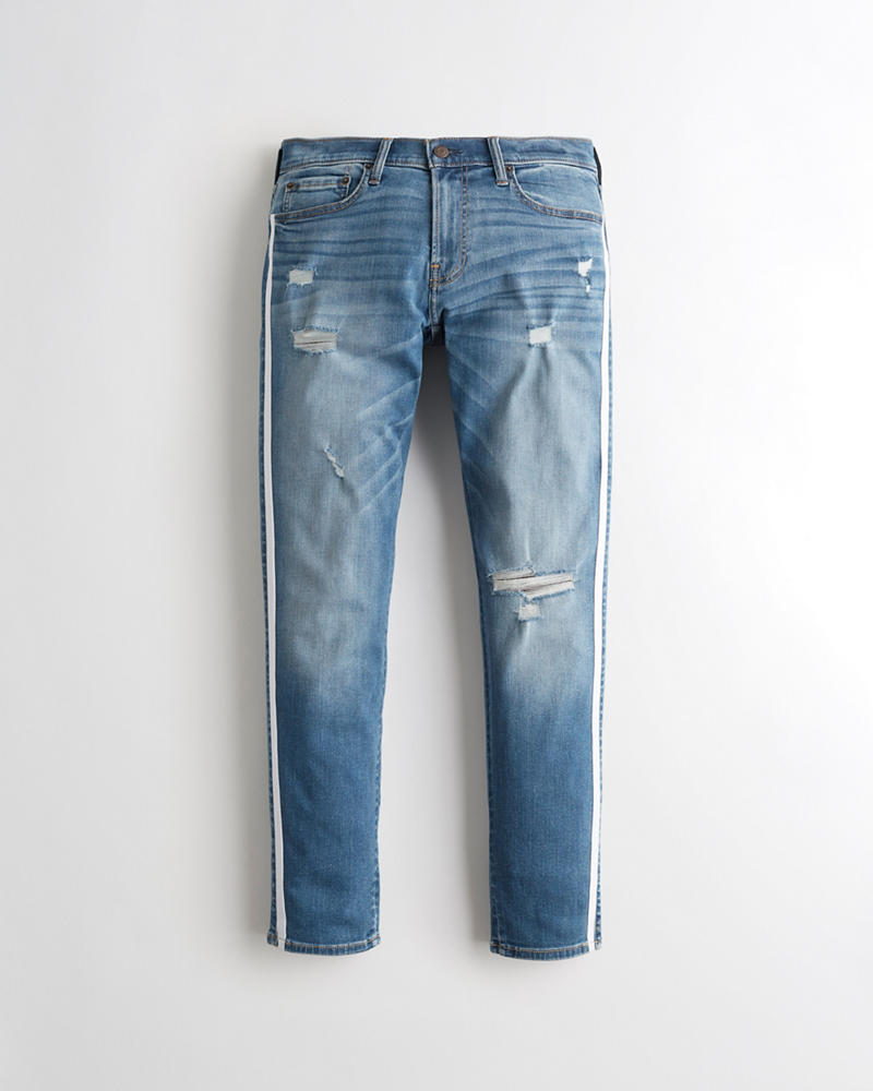 eeda0663661efb Guys Advanced Stretch Skinny Jeans | Guys Clearance | HollisterCo.com