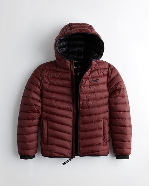 Jungs Leichte Winterjacke mit Kapuze   Jungs Bis zu 50