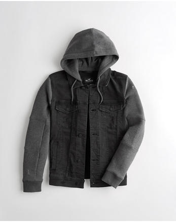 Jackets   Coats for Guys   Hollister Co. b5378df580ab