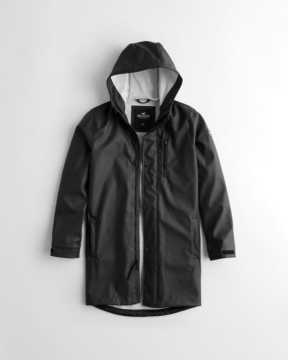 Rain Coat by Hollister