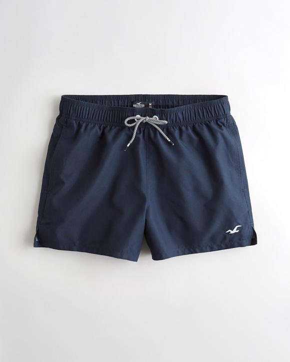 Guard Fit Swim Trunks 3 In. by Hollister