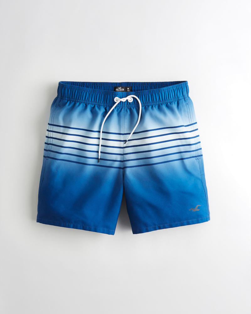 423815e187 Guys Guard Fit Swim Trunk 5 in. | Guys Bottoms | HollisterCo.com